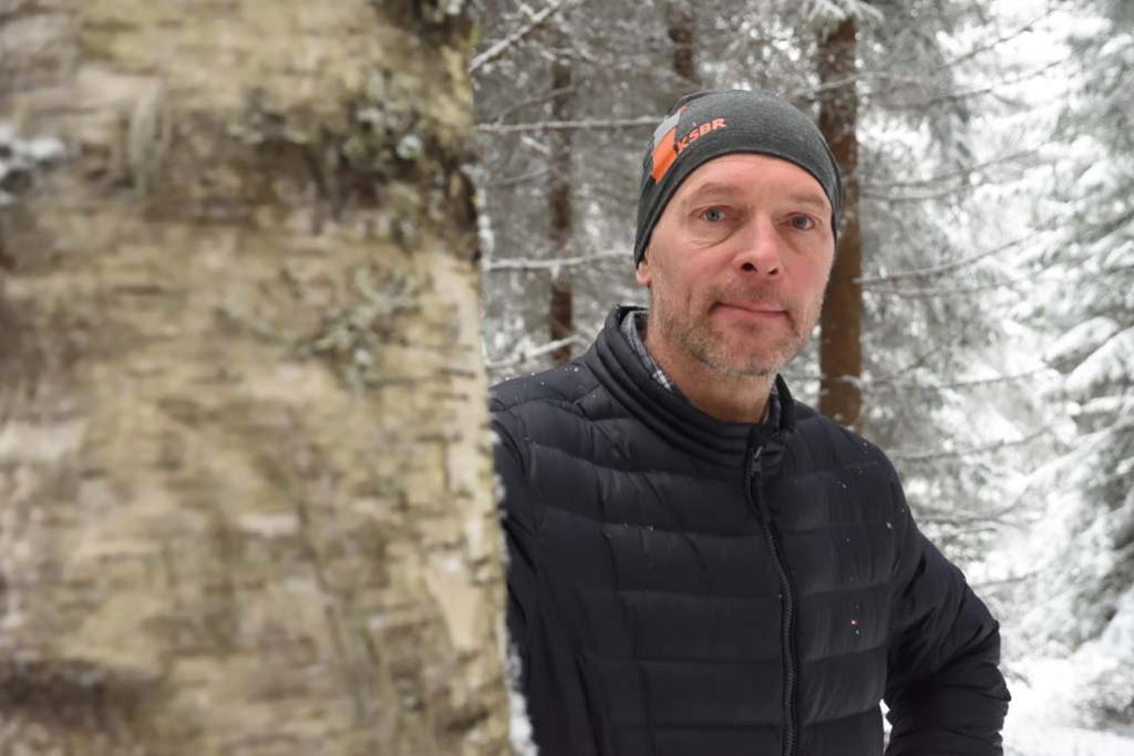 Nybliven skogsägare skaffar sig kunskap