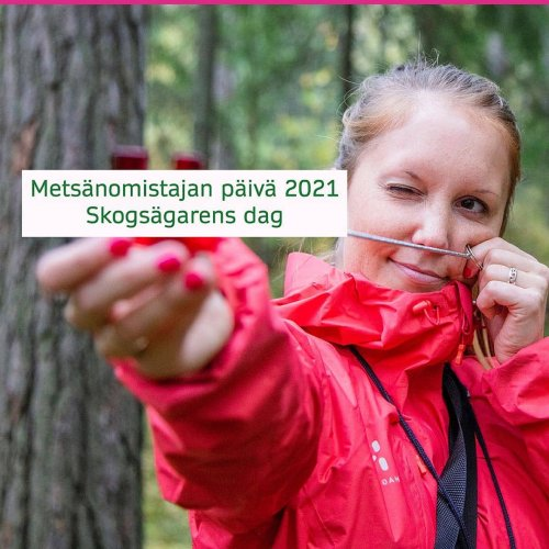 Jäikö Metsänomistajan päivä näkemättä? Maaliskuussa järjestetyn verkkotapahtuman tallenteet ovat verkossa kesän yli: enc...
