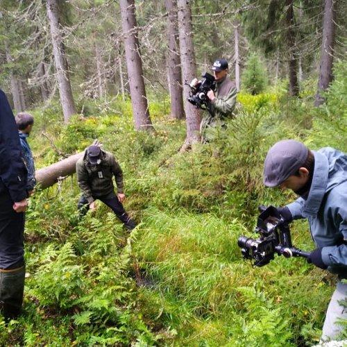 Kävimme @luonnonvarakeskus ja Metsäkeskuksen porukalla kuvaamassa Oulussa #SUO-hankkeen videoita. Aiheena soiden kestävä...